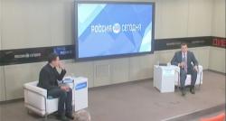 Пресс-конференция Кравцова А..В. 1.09.16 г. в РИА-новости о начале реформы третейских судов