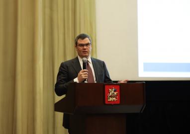 Выступление Кравцова А.В. на Съезде членов СРО Стройкорпорация 1 марта 2019 г.
