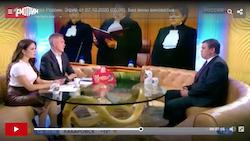 О перегрузках судебной системы рассказал Алексей Кравцов в программе Утро на канале Россия 24