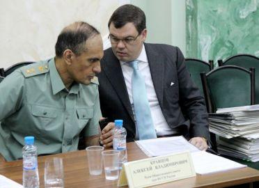 Деятельность Кравцова Алексея в Общественном совете при ФССП РФ