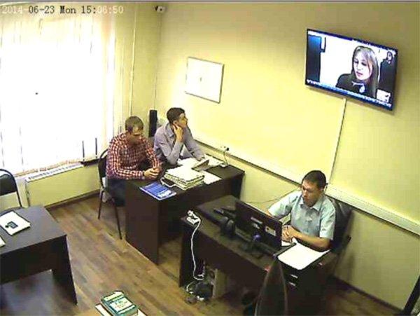 ходатайство о проведении видеоконференцсвязи арбитраж образец - фото 5