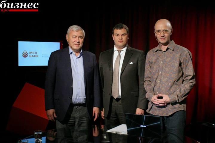 Алексей Кравцов на передаче